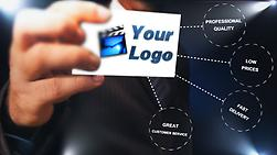 Make a Business card logo